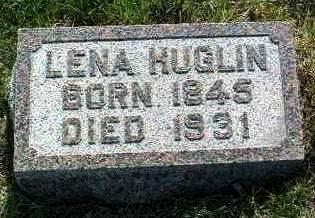 HUGLIN, LENA - Madison County, Iowa | LENA HUGLIN