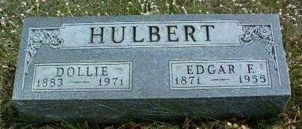 HULBERT, DOLLIE - Madison County, Iowa | DOLLIE HULBERT
