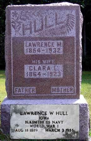 HULL, LAWRENCE MELVIN - Madison County, Iowa | LAWRENCE MELVIN HULL