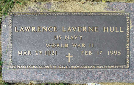 HULL, LAWRENCE LAVERNE - Madison County, Iowa   LAWRENCE LAVERNE HULL