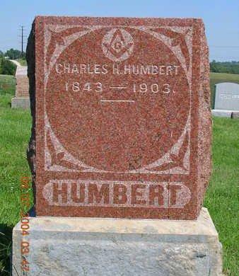 HUMBERT, CHARLES HENRY - Madison County, Iowa | CHARLES HENRY HUMBERT