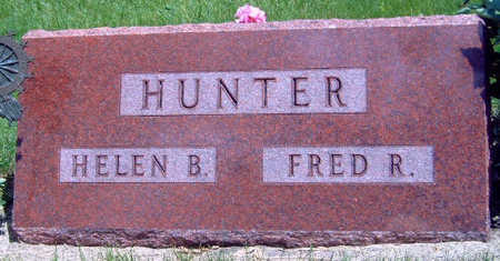 HUNTER, FREDERICK RAY