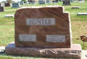 HUNTER, MARILYN P. - Madison County, Iowa | MARILYN P. HUNTER