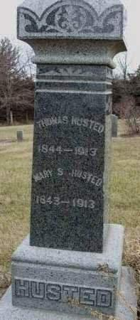 HUSTED, MARY SUSAN - Madison County, Iowa | MARY SUSAN HUSTED