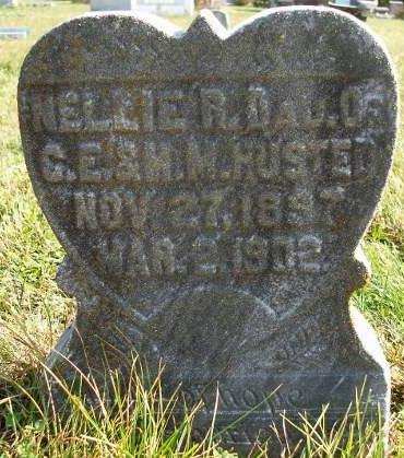 HUSTED, NELLIE R. - Madison County, Iowa   NELLIE R. HUSTED