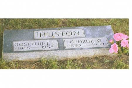 HUSTON, GEORGE WASHINGTON - Madison County, Iowa | GEORGE WASHINGTON HUSTON
