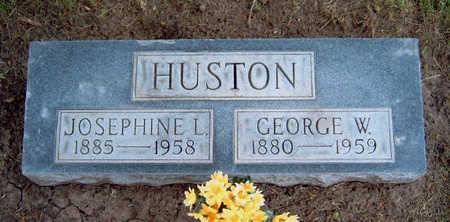 HUSTON, JOSEPHINE LUCINDA - Madison County, Iowa | JOSEPHINE LUCINDA HUSTON