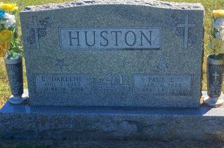HUSTON, E. DARLENE - Madison County, Iowa   E. DARLENE HUSTON