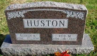 HUSTON, LEOTA B. - Madison County, Iowa | LEOTA B. HUSTON