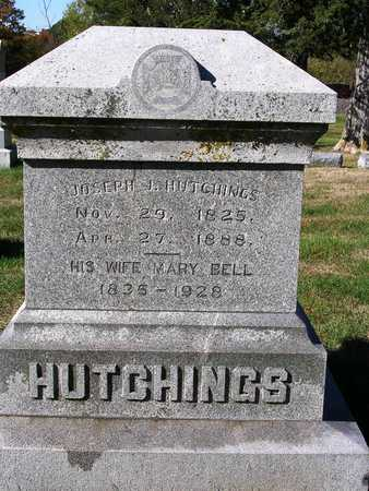 HUTCHINGS, MARY (BELL) - Madison County, Iowa | MARY (BELL) HUTCHINGS