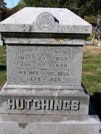 HUTCHINGS, JOSEPH J. - Madison County, Iowa | JOSEPH J. HUTCHINGS
