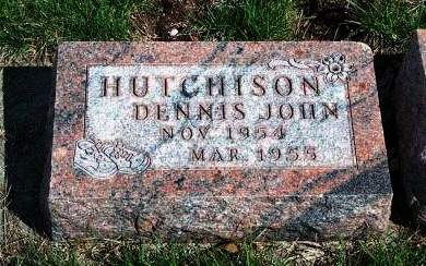 HUTCHISON, DENNIS JOHN - Madison County, Iowa | DENNIS JOHN HUTCHISON