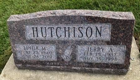 HUTCHISON, LINDA - Madison County, Iowa | LINDA HUTCHISON
