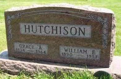 HUTCHISON, GRACE ALICE - Madison County, Iowa | GRACE ALICE HUTCHISON