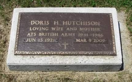 HUTCHISON, DORIS H. - Madison County, Iowa | DORIS H. HUTCHISON