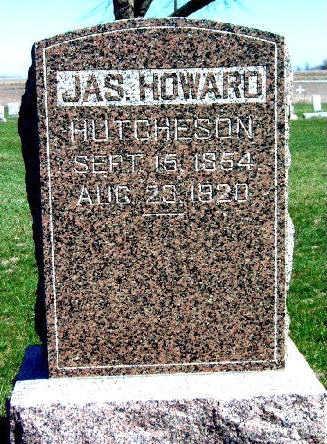 HUTCHESON, JAMES HOWARD - Madison County, Iowa | JAMES HOWARD HUTCHESON