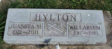 HYLTON, JUANITA M. - Madison County, Iowa | JUANITA M. HYLTON