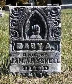 HYSKELL, MARY ADELINE - Madison County, Iowa | MARY ADELINE HYSKELL