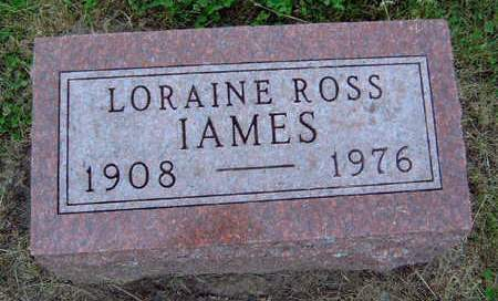 IAMES, LORAINE - Madison County, Iowa   LORAINE IAMES