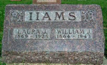 IIAMS, LAURA JANE - Madison County, Iowa | LAURA JANE IIAMS