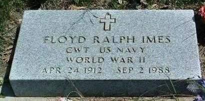 IMES, FLOYD RALPH - Madison County, Iowa | FLOYD RALPH IMES