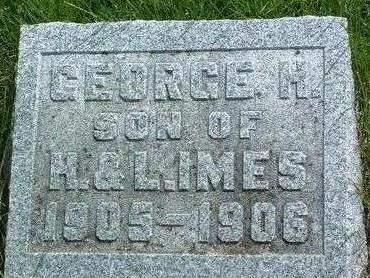 IMES, GEORGE H. - Madison County, Iowa | GEORGE H. IMES