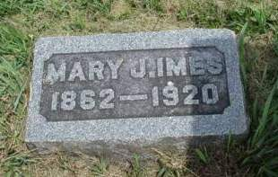 IMES, MARY JANE - Madison County, Iowa | MARY JANE IMES