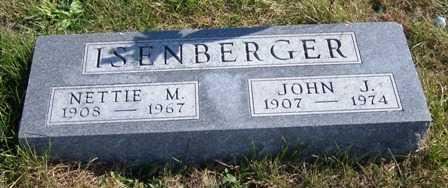 ISENBERGER, JOHN J. - Madison County, Iowa | JOHN J. ISENBERGER