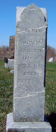 JACKSON, HANNAH - Madison County, Iowa | HANNAH JACKSON