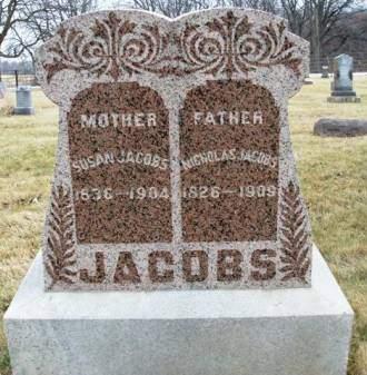 JACOBS, SUSAN - Madison County, Iowa | SUSAN JACOBS