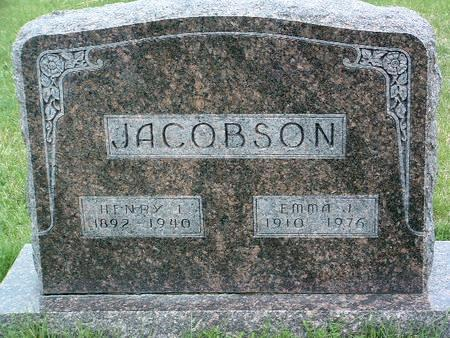 JACOBSON, EMMA JANE - Madison County, Iowa | EMMA JANE JACOBSON