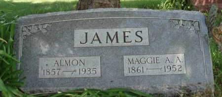 MCCONKEY JAMES, MARGARET ANN (MAGGIE) - Madison County, Iowa | MARGARET ANN (MAGGIE) MCCONKEY JAMES
