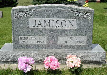 JAMISON, LEE VIRGIL - Madison County, Iowa | LEE VIRGIL JAMISON