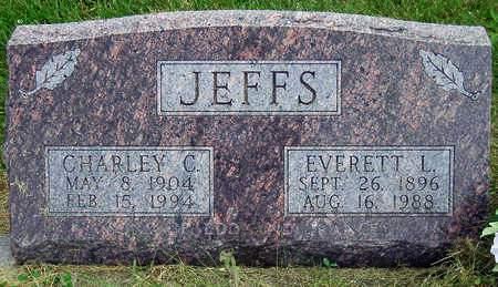 JEFFS, EVERETT LUTHER - Madison County, Iowa | EVERETT LUTHER JEFFS