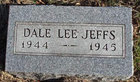 JEFFS, DALE LEE - Madison County, Iowa | DALE LEE JEFFS