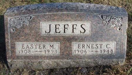 JEFFS, ERNEST C. - Madison County, Iowa | ERNEST C. JEFFS