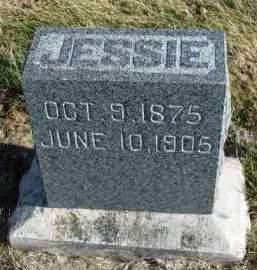 JELLISON, JESSIE MAY - Madison County, Iowa | JESSIE MAY JELLISON