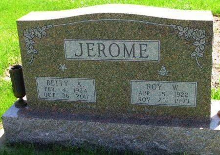 JEROME, BETTY A. - Madison County, Iowa | BETTY A. JEROME