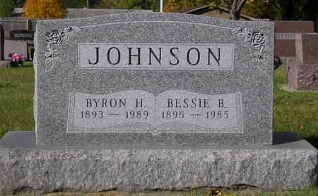 JOHNSON, BYRON HOBART - Madison County, Iowa | BYRON HOBART JOHNSON