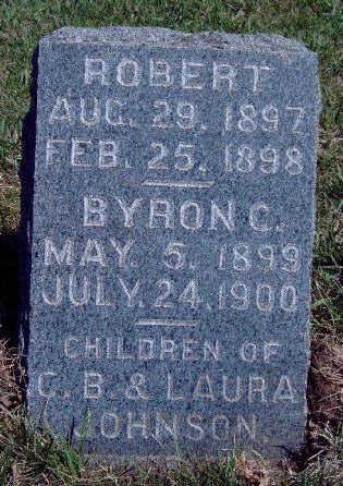 JOHNSON, BYRON C. - Madison County, Iowa   BYRON C. JOHNSON