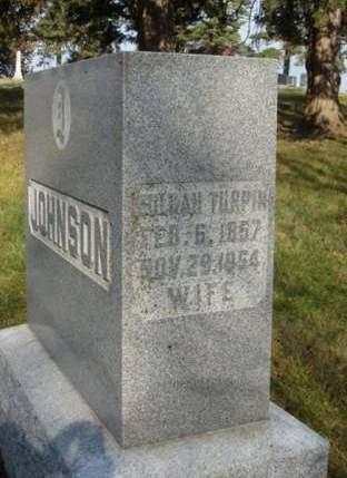 JOHNSON, HULDAH - Madison County, Iowa | HULDAH JOHNSON