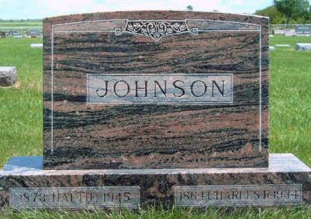 JOHNSON, HATTIE BELLE - Madison County, Iowa | HATTIE BELLE JOHNSON
