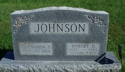 JOHNSON, ROBERT D. - Madison County, Iowa | ROBERT D. JOHNSON