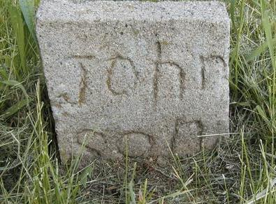 JOHNSON, UNKNOWN - Madison County, Iowa   UNKNOWN JOHNSON