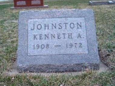 JOHNSTON, KENNETH ADEL - Madison County, Iowa | KENNETH ADEL JOHNSTON