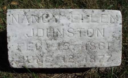 JOHNSTON, NANCY ELLEN - Madison County, Iowa | NANCY ELLEN JOHNSTON