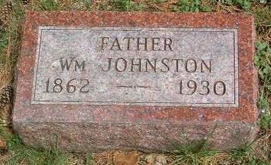 JOHNSTON, WILLIAM WARNER - Madison County, Iowa | WILLIAM WARNER JOHNSTON