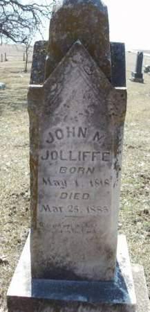 JOLLIFFE, JOHN MORGAN - Madison County, Iowa | JOHN MORGAN JOLLIFFE