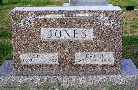 JONES, CHARLES EARL - Madison County, Iowa   CHARLES EARL JONES