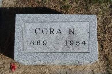 JONES, CORA A. - Madison County, Iowa | CORA A. JONES